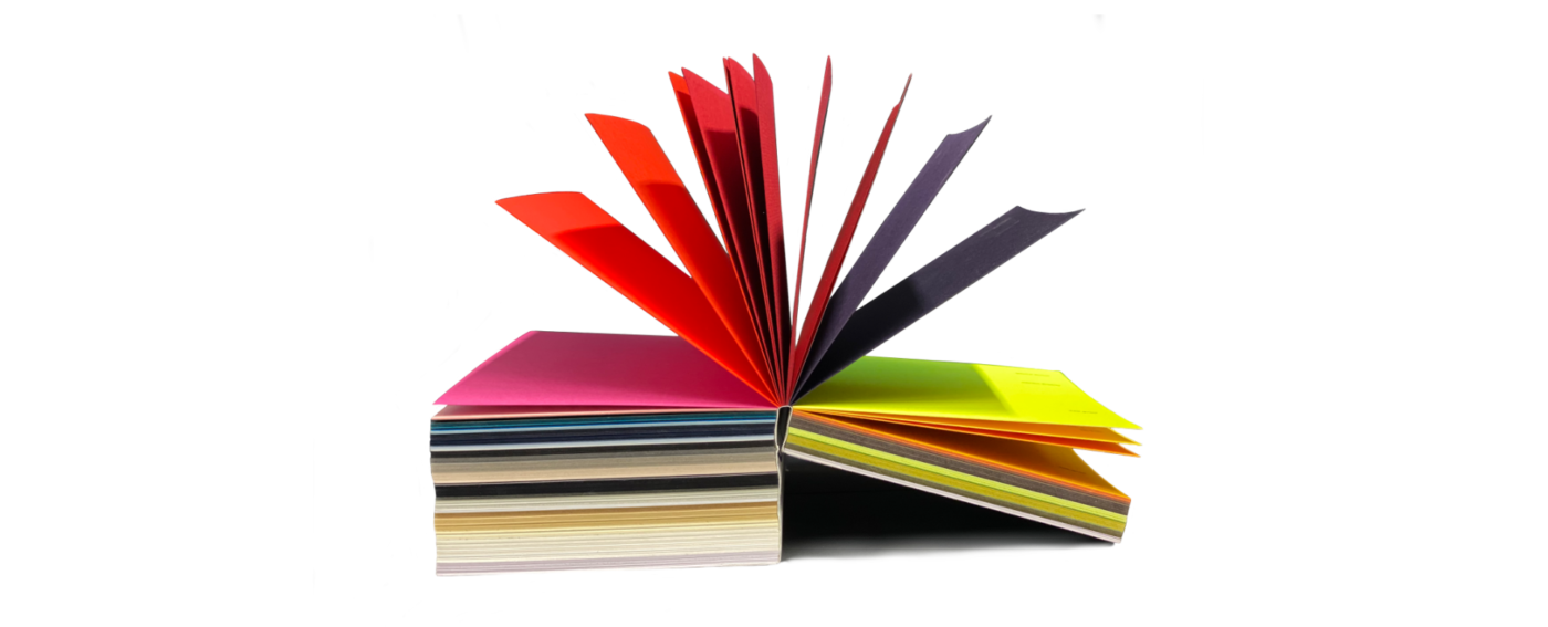 Buch Querformat