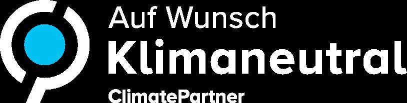Logo - Auf Wunsch Klimaneutral
