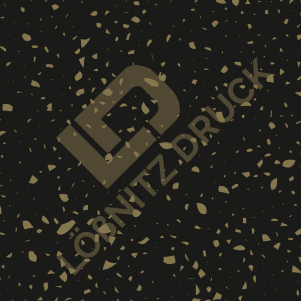 Bastelpapier Black and Gold Bohemian Muster 06