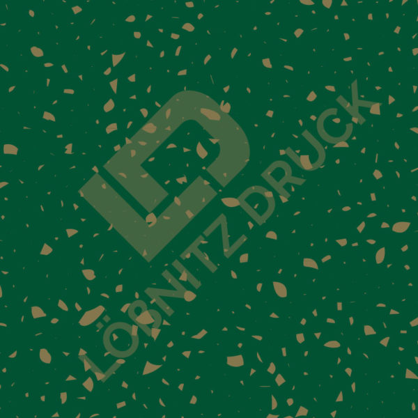 Bastelpapier Green and Gold Bohemian Muster 06