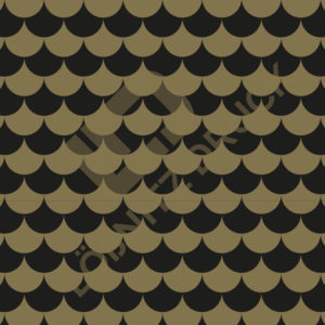 Bastelpapier Black and Gold Bold Muster 04