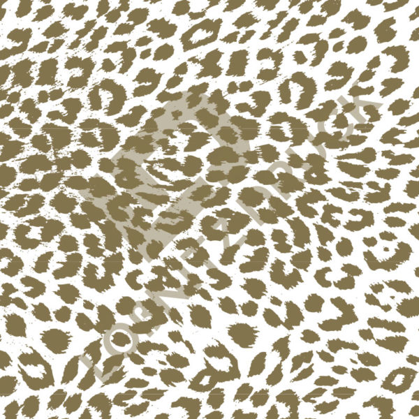Bastelpapier White and Gold Bold Muster 01