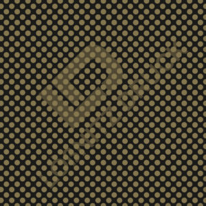 Bastelpapier Black and Gold Dots Muster 02