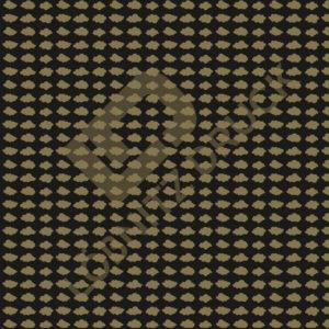 Bastelpapier Black and Gold Dots Muster 04