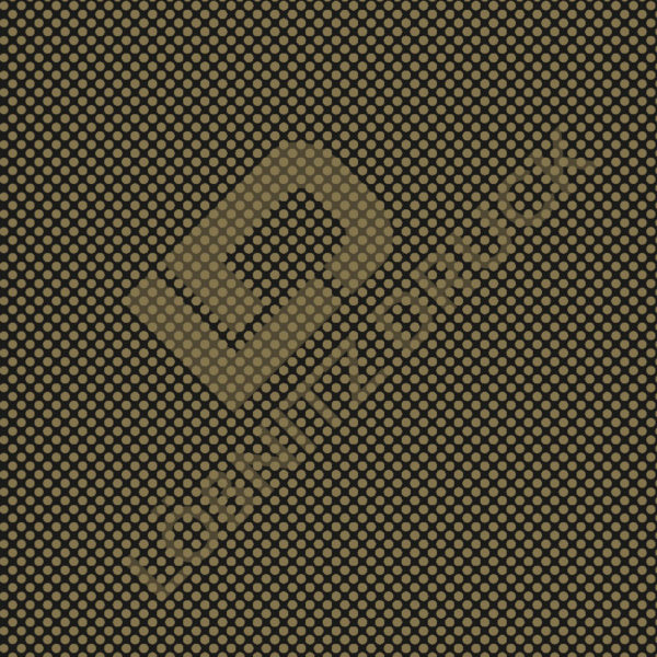 Bastelpapier Black and Gold Dots Muster 06