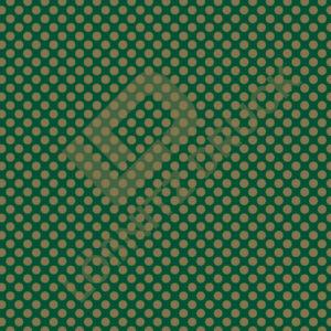 Bastelpapier Green and Gold Dots Muster 02