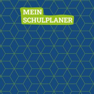 Cover des Hausaufgabenheftes Geometric
